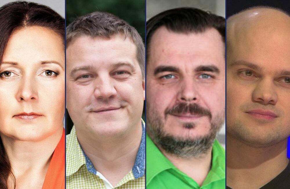 """""""Elu pärast Googlet"""": tulevikuvisioonid teemal ühiskond, töö, keskkond, inimene"""