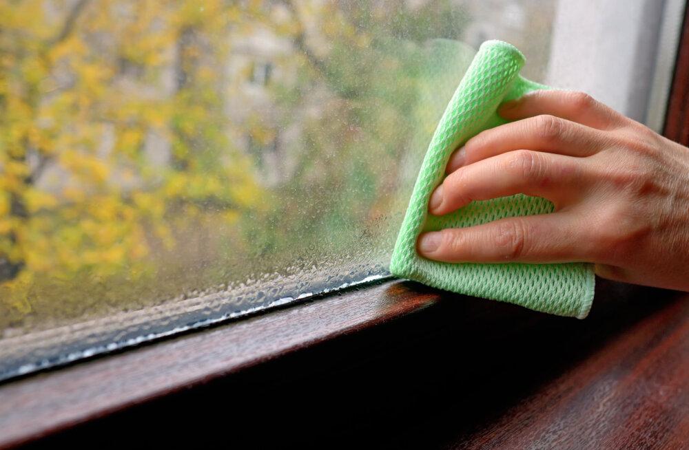 """Millele viitavad """"higistavad"""" aknad ja mida nendega ette võtta?"""