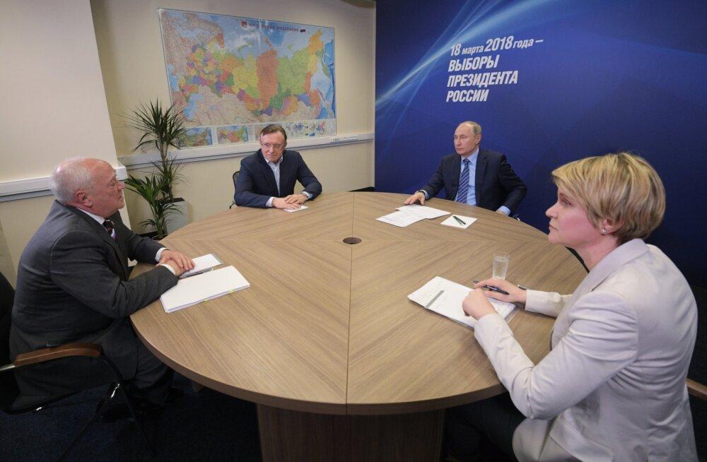 Гонка на КамАЗе: кто возглавил штаб Путина и почему