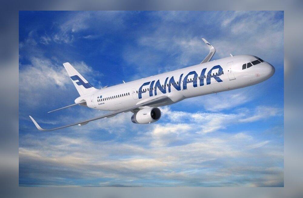 Новая услуга Finnair появится на рынке Эстонии