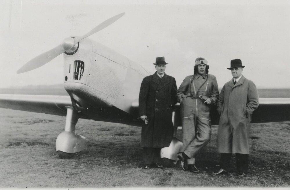 Kui tiivad olid puust ja mehed rauast ehk kui Eestis ehitati lennukeid…