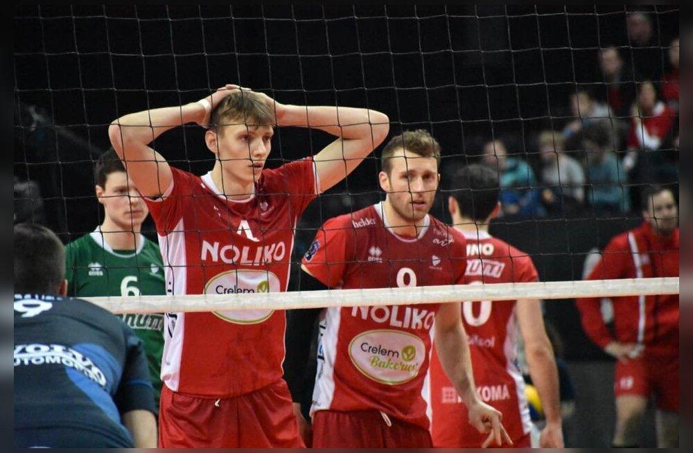 Timo Tammemaa jäi Belgia karikafinaalis kaotajaks