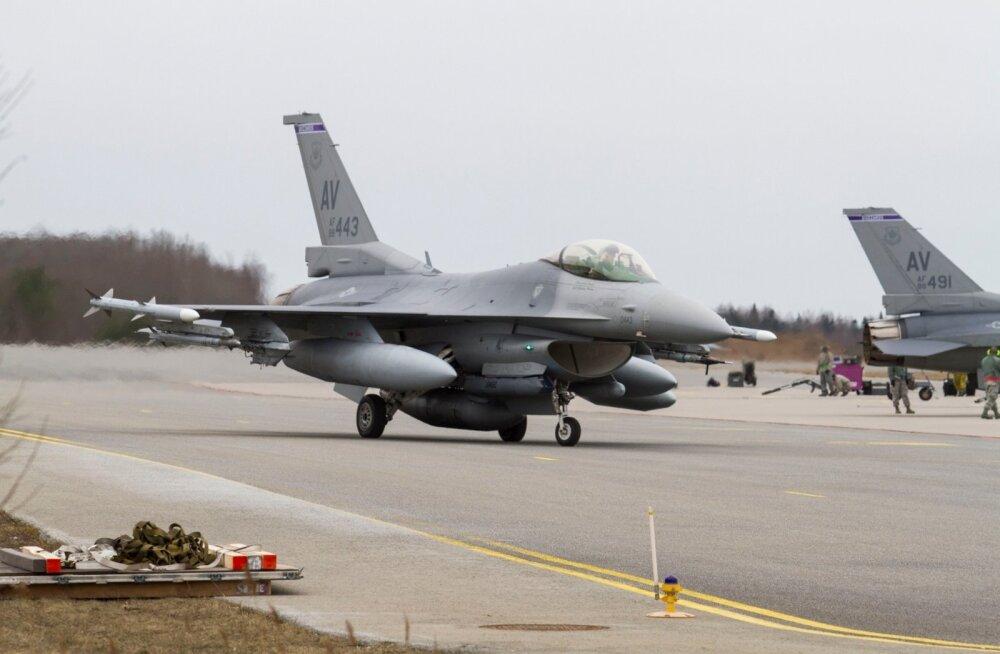 USA hävitajate eskadrill Ämaris