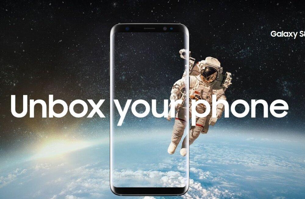 Ole teadlik ja ettevaatlik, kust oma Samsungi nutiseadme ostad