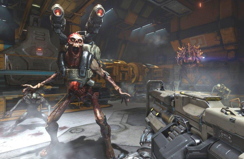 Videomänguaasta 2016: Level 1 võtab selle mitmes vormis kokku