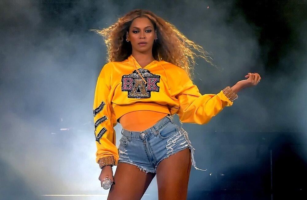 Beyoncé ei kiirustanud sünnituse järel kaalu kaotama: leppisin sellega, milline mu keha tahtis olla