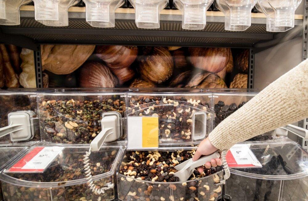 Pähklid võivad igas poes samad tunduda, aga tegelikult on nende kvaliteedis erinevusi.