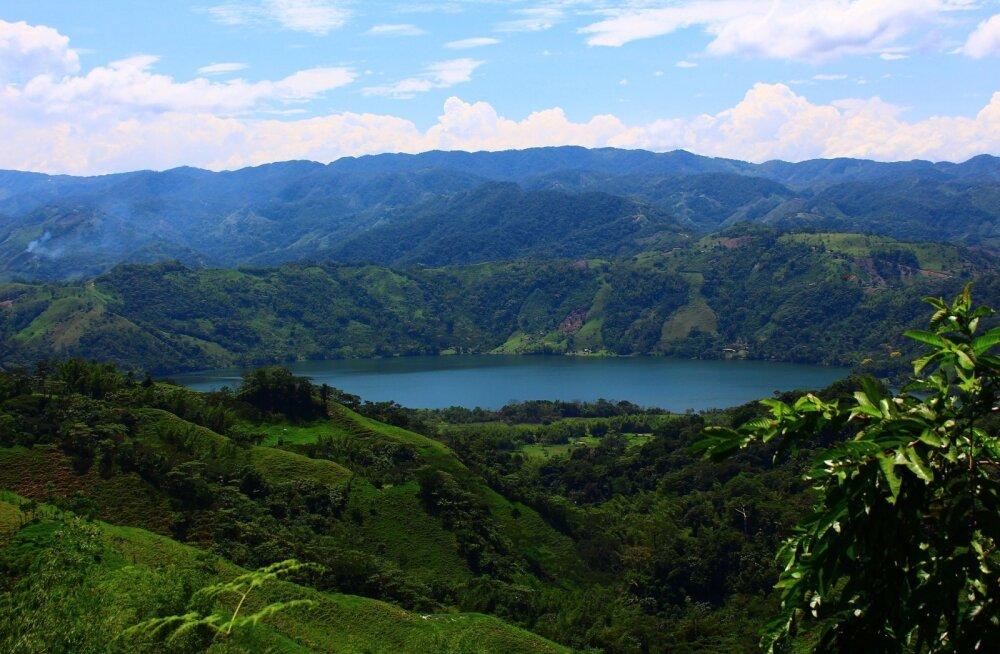Avasta eksootilist Colombiat: edasi-tagasi lennud Helsingist Bogotasse alates 506 eurost!