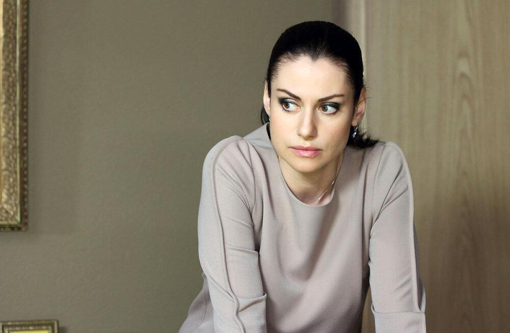 Шилова Анна  телеведущая