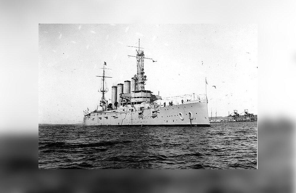 Ainsa I maailmasõja käigus põhja läinud USA sõjalaeva mõistatuslik lugu leidis lahenduse