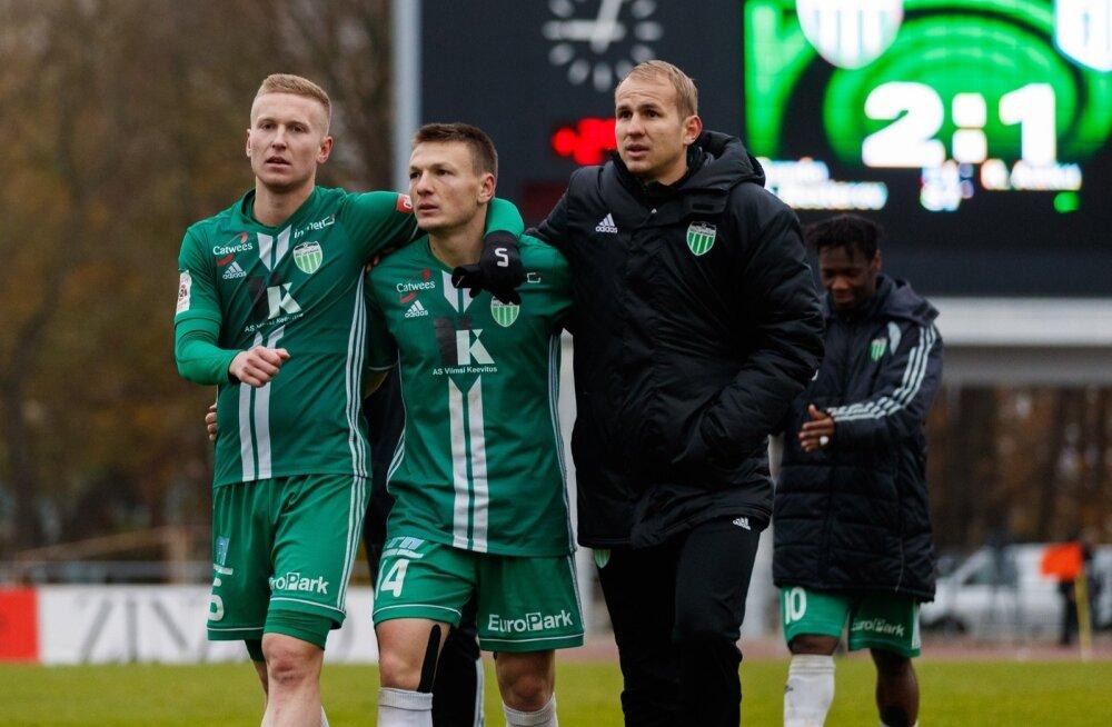 Tallinna FCI Levadia - FC Flora