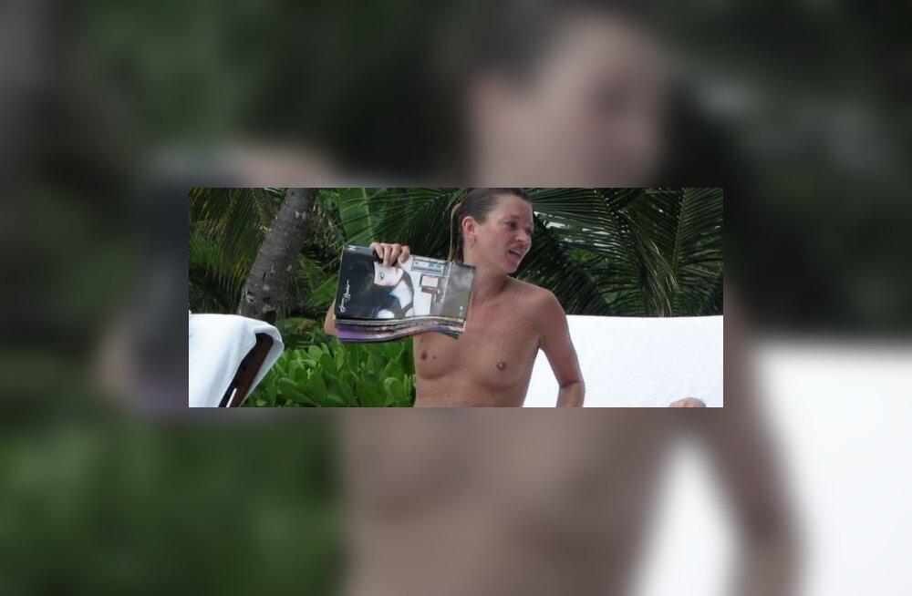 Staarid topless: kes on seksikaim?