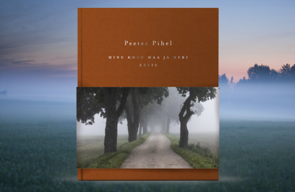 """Tippkoka Peeter Piheli raamat """"Minu kodu, maa ja meri. Eesti"""" jutustab Eesti köögi maitsetest, eestlaste meelelaadist ja sidemetest siinse maaga"""