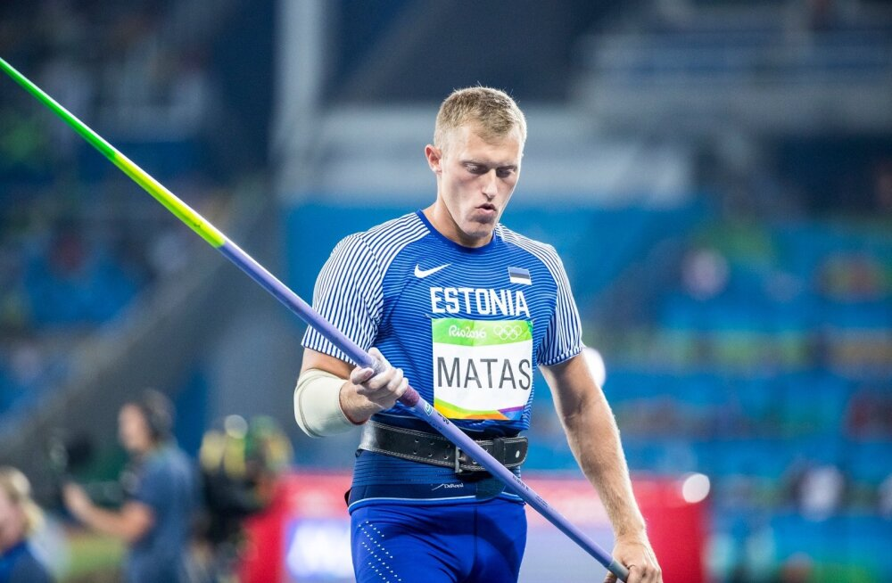 Эстонский олимпиец завершил спортивную карьеру