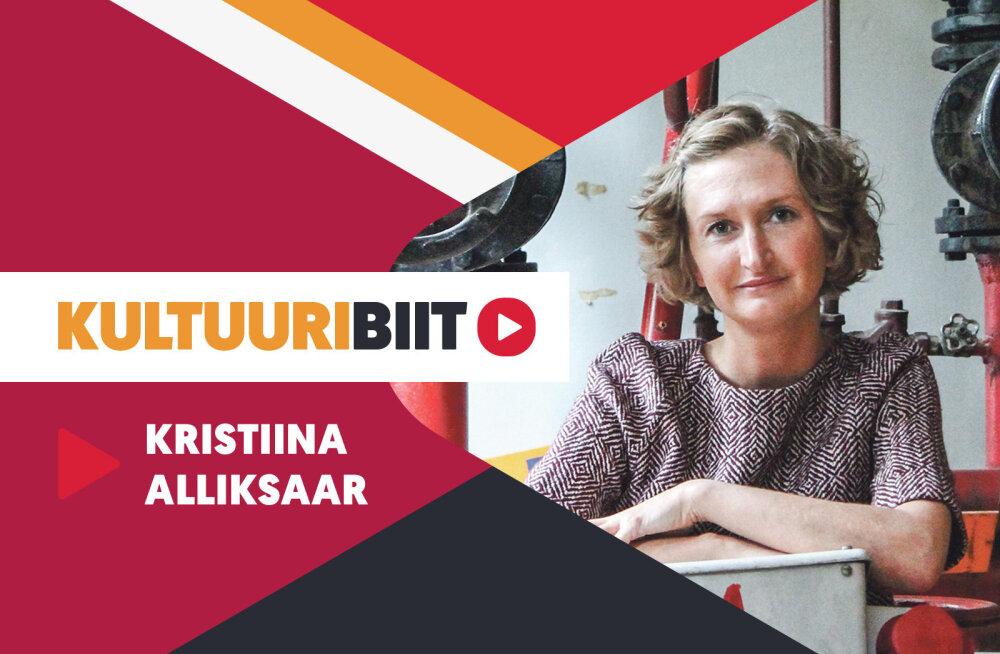 KULTUURIBIIT | Ugala teatrijuhi Kristiina Alliksaare <em>playlist</em>