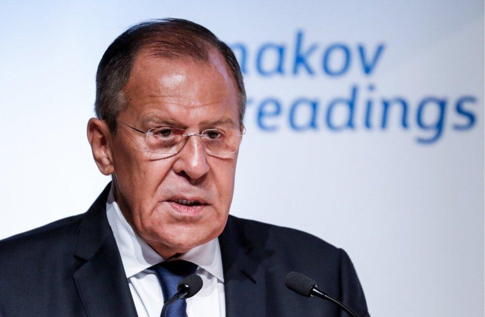 Lavrov: Venemaad Babtšenko tapmises süüdistav Ukraina edendab russofoobiat