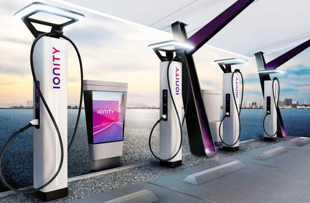 Elektriautoga bensiinijaama: Circle K avab peagi kaks esimest CCS superlaadijat