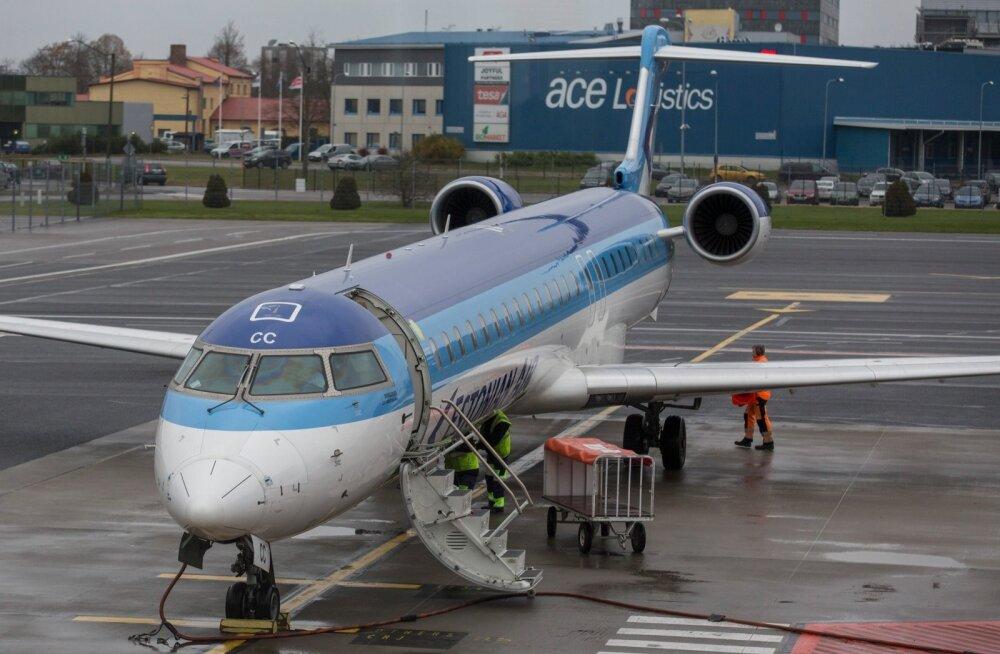 Estonian Air 2015.11.07
