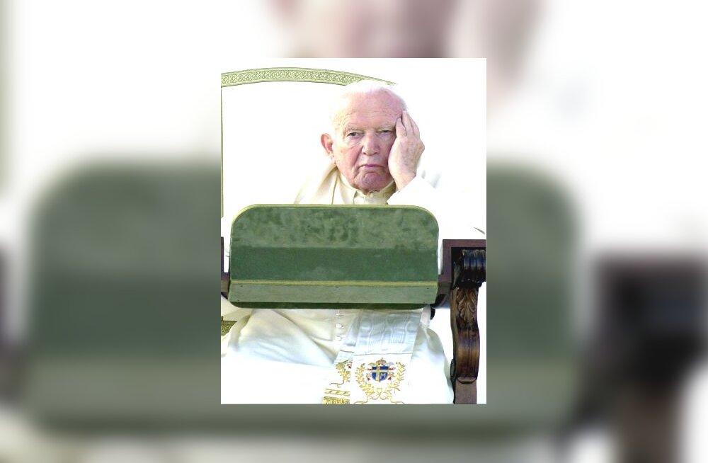 Paavst Johannes Paulus II
