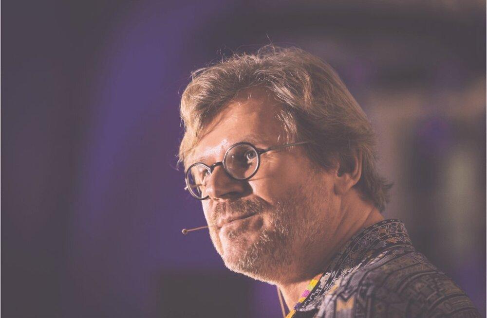 Tallinnas toimub muutunud teadvusseisundite konverents Psycherence | Alar Tamming: me kõik tahame teha maailma paremaks
