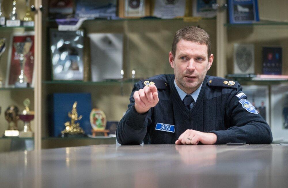 Ida prefekt Tarvo Kruup ütleb, et politseil on palju ülesandeid ja ka andmeid, millega tööd teha. Kuid äsja ühiskonda raputanud kuriteod raputasid ka politseid ja juhtumeist on õppust võetud.