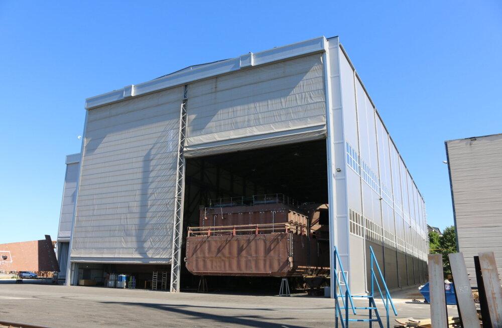 BLRT Grupp завершила производственную деятельность в квартале Ноблесснер