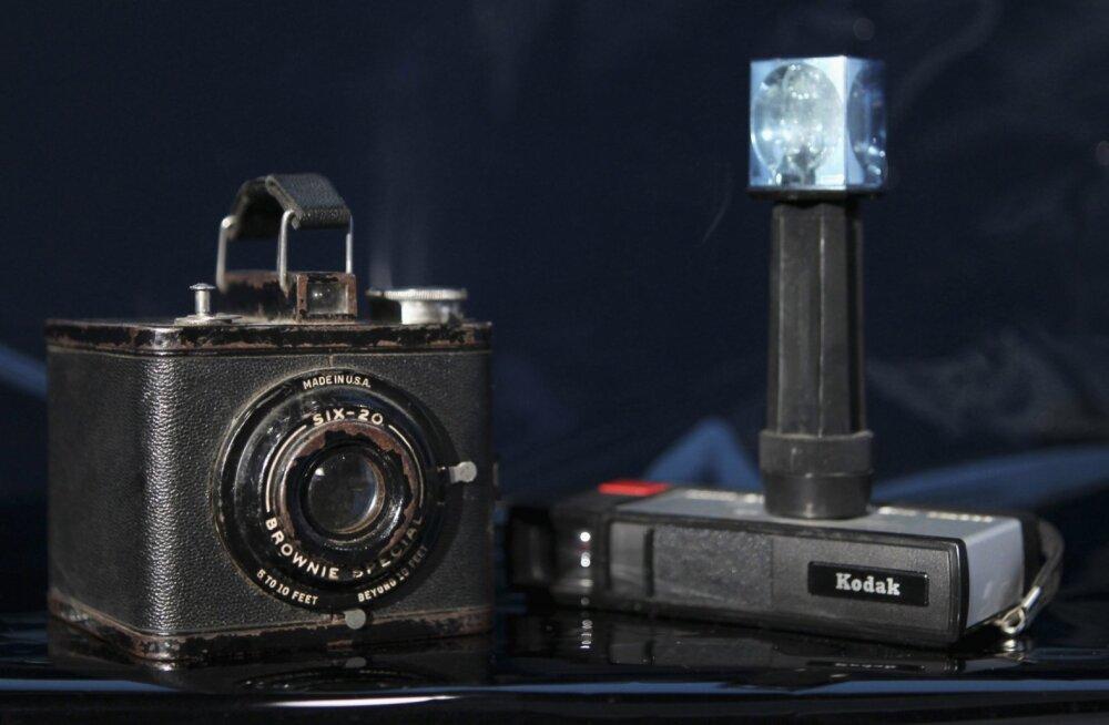 Fotograafia digitaliseerimise maha maganud Kodak teeb oma krüptoraha