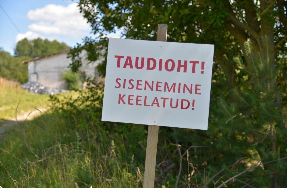 Balti riigid tahavad seakatkuga võitlemiseks EL-ilt rohkem toetust
