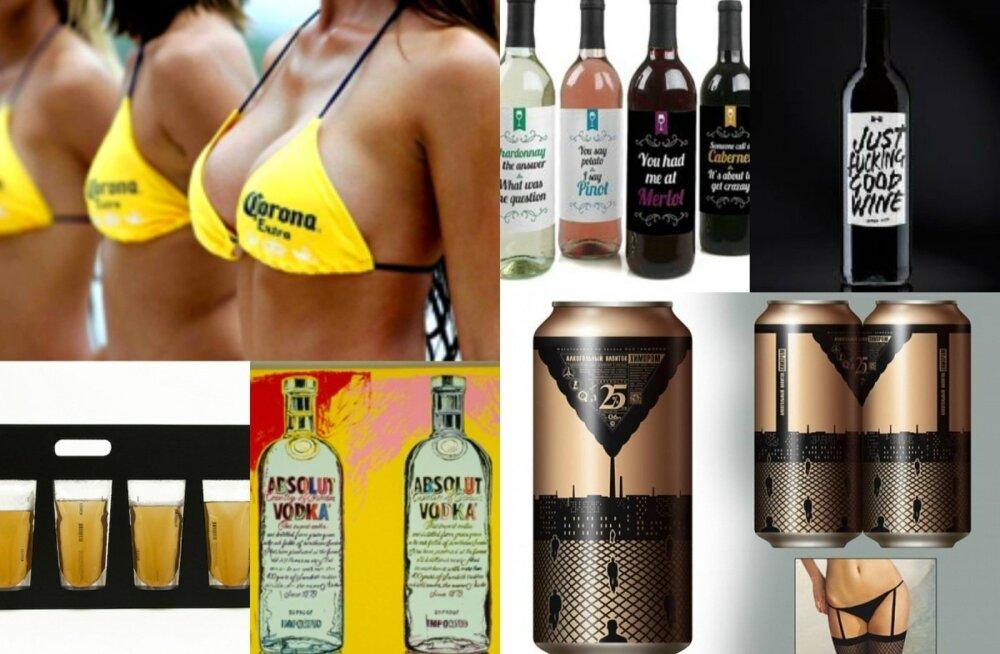 Специалист рассказал, как обойти закон об алкоголе и его рекламе