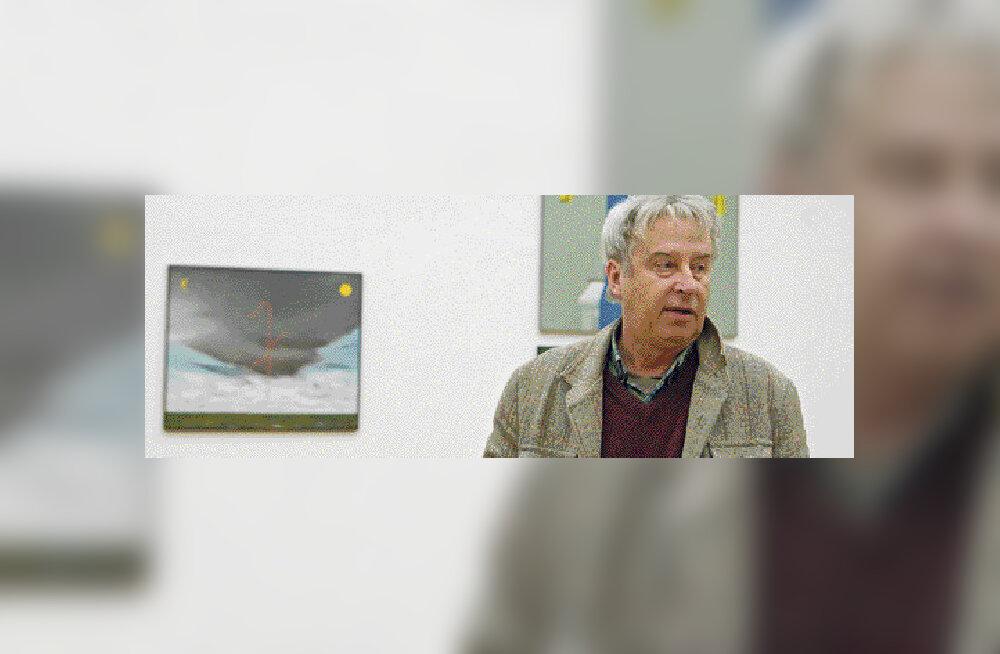 """Andres Tolts tegi näitusest  """"Näituse"""""""