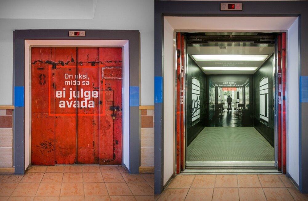 7b90b56d124 Eesti Ekspressi reklaam pärjati hõbe- ja pronksmunaga