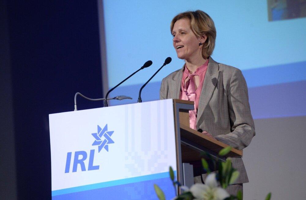 Annely Akkermann astus IRList välja: see erakond pole enam endine