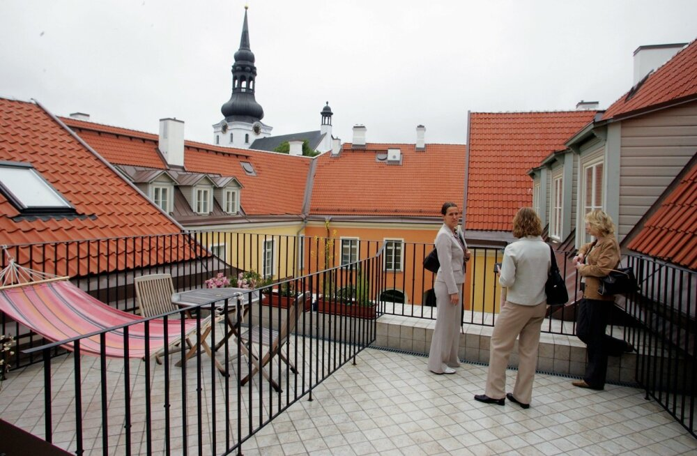 Üürikorter Tallinna vanalinnas