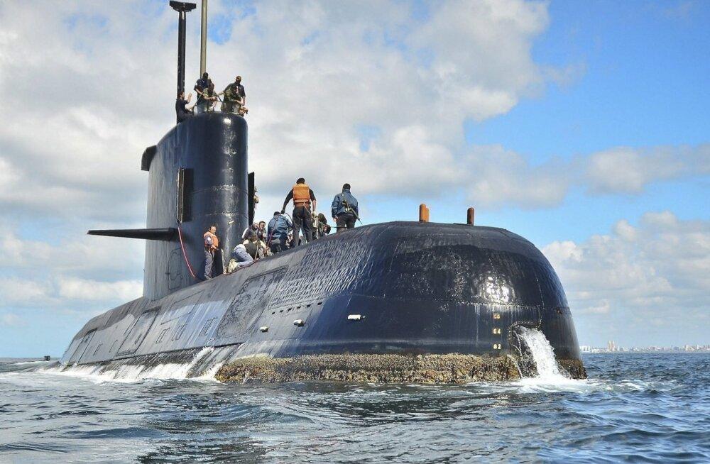 Стало известно последнее сообщение экипажа пропавшей аргентинской подлодки