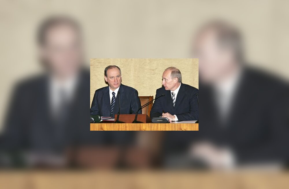 Nikolai Patrušev, föderaalne julgeolekuamet