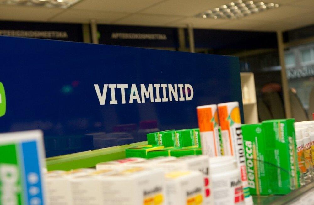 Vitamiinide TOP