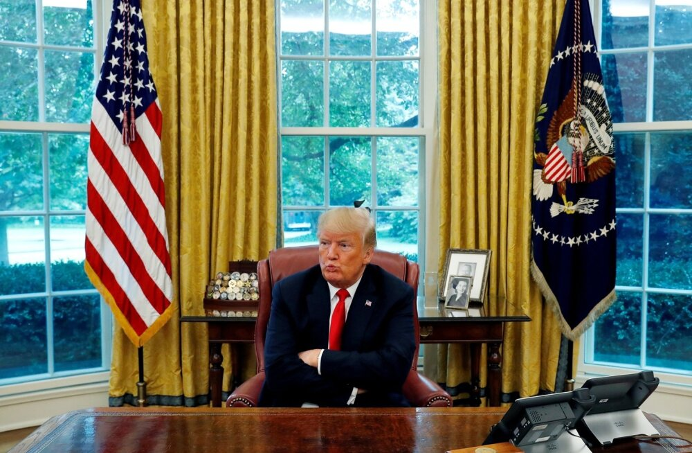 Toomas Alatalu: Donald Trumpile meeldibki, et ajakirjanikud niisama vahutavad ja asjad segaseks ajavad! Tema ütleb, mis tahab