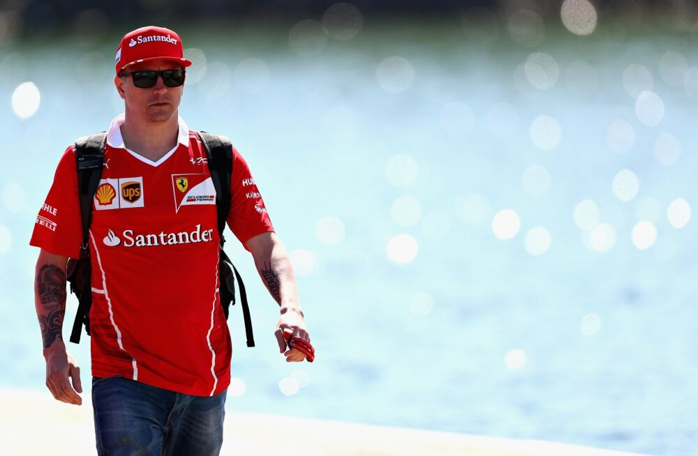 Räikkönen Kanadas reporteritele: järgmise aasta otsus on tehtud, aga see pole teie asi