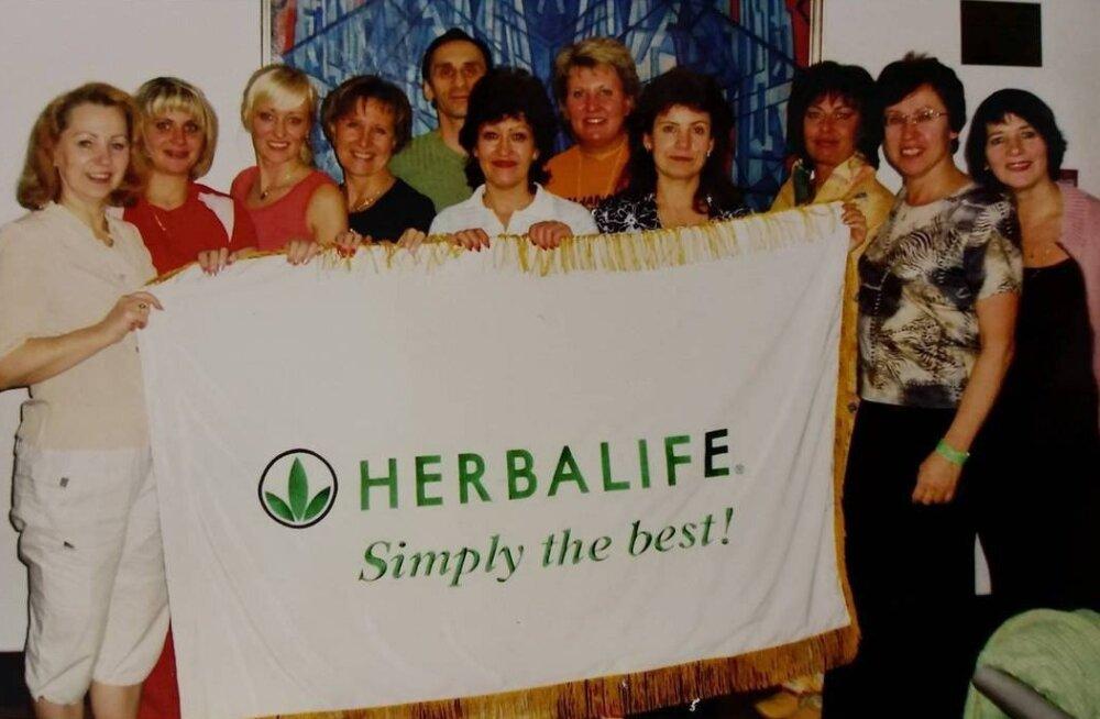 Herbalife Nutrition tähistab Eestis 15. aastapäeva