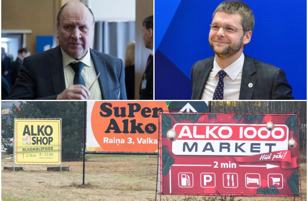 Mart Helme: Ossinovskil on kaks valikut! Tiksuda riigikogus või lüüa rusikas lauale ja koalitsioonist pauguga lahkuda