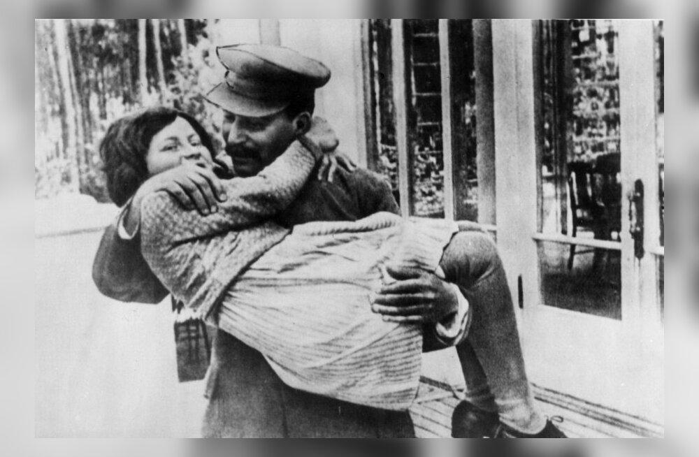 USA hooldekodus suri 85 aasta vanusena vähki Stalini tütar
