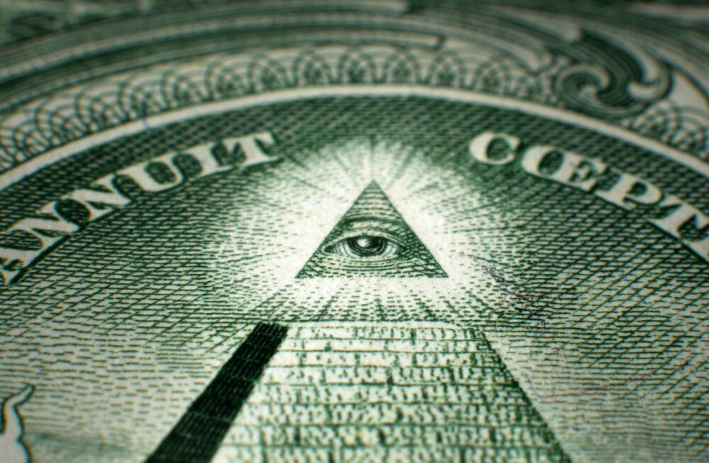 Kõikenägev silm: portaal, läbi mille kogutakse teavet isiku vaimsete võimete kasvu ja selle kasutamise kohta