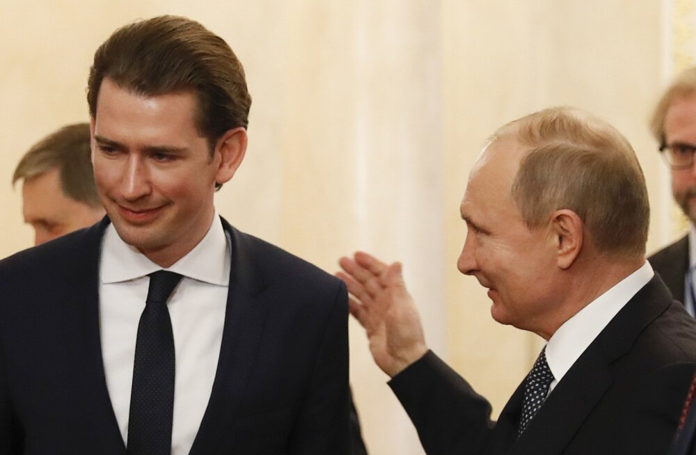 Putin: Venemaa eesmärk ei ole EL-i lõhestamine