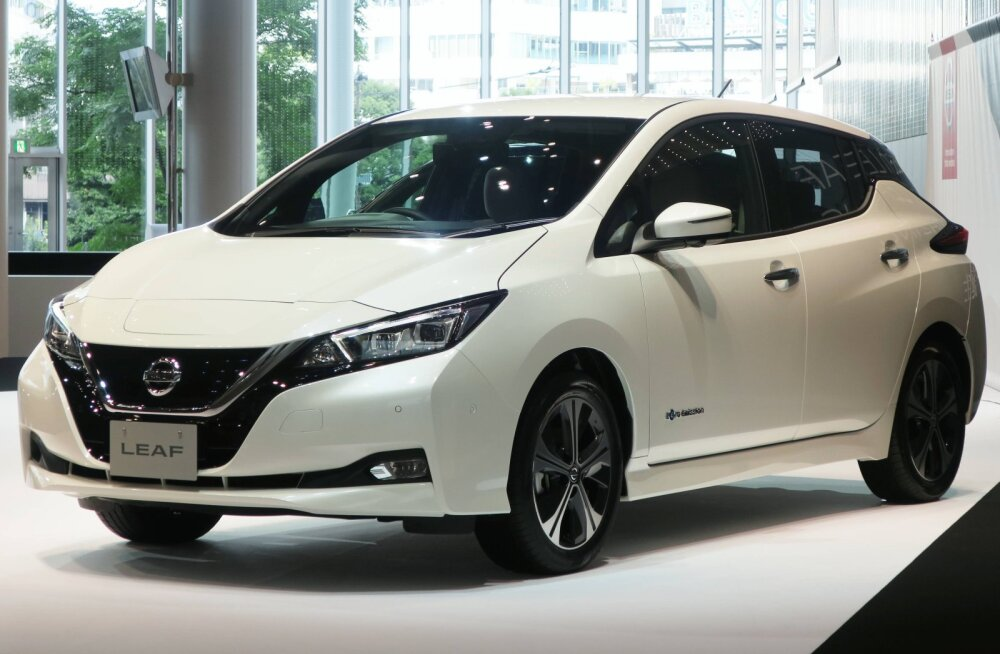 PROOVISÕIT | Nissan Leaf - naudi, aga ära unusta laadida