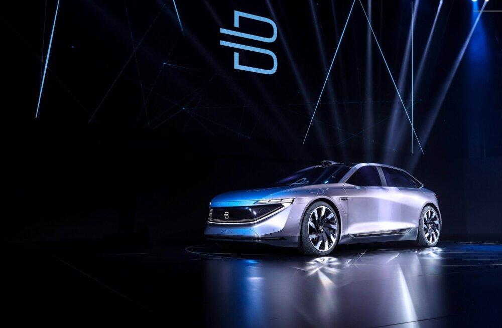 Tehnilised näitajad pole olulised: Hiina elektriauto-idufirma plaanib autoturu mugavusega pea peale pöörata