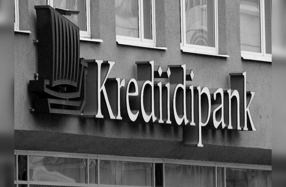 Finantsinspektsioon ei saa aru, kes on Krediidipanga omanikud