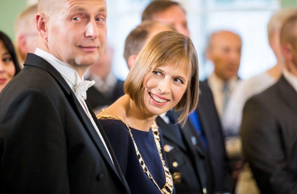 President Kaljulaid külastab sel nädalal Läänemaad ja Hiiumaad