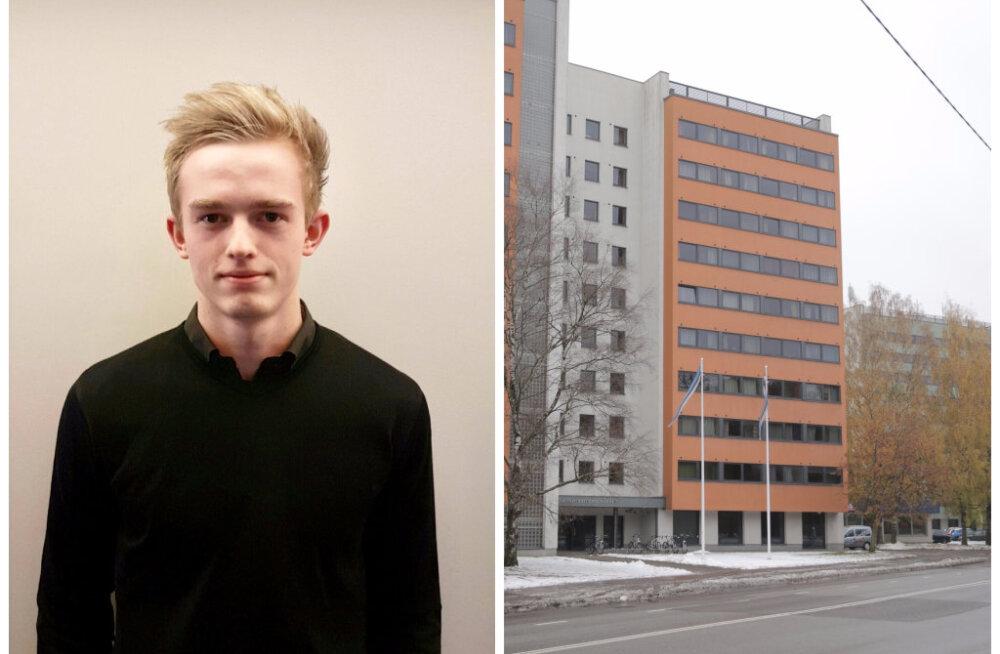 Tartu Üliõpilasküla: hukkunud noormees oleks saanud kõrvalmajast abi küsida