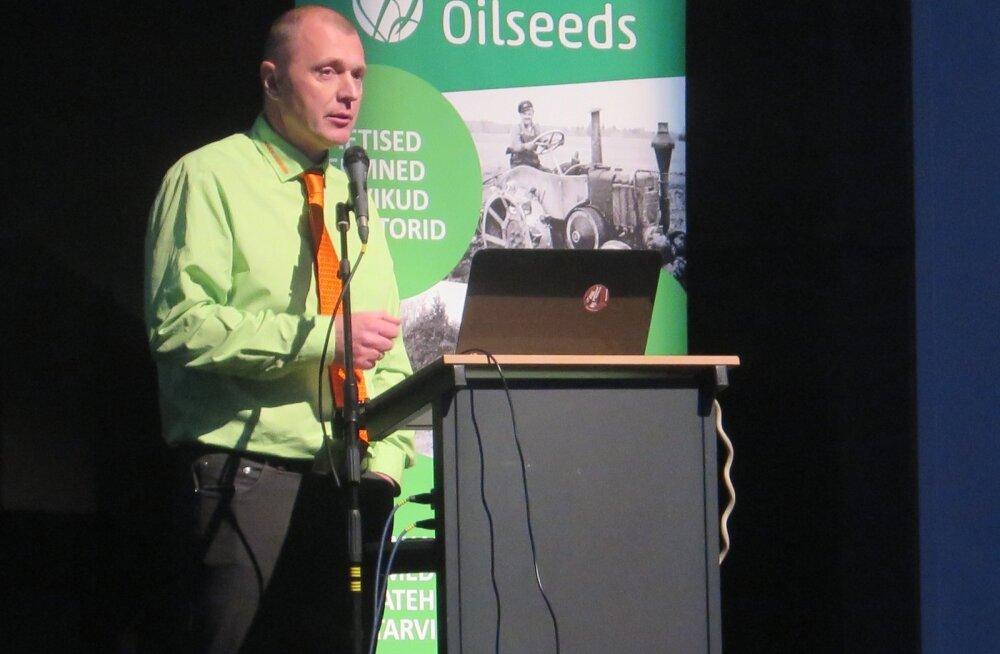 Oilseeds Grupi seminar Paides