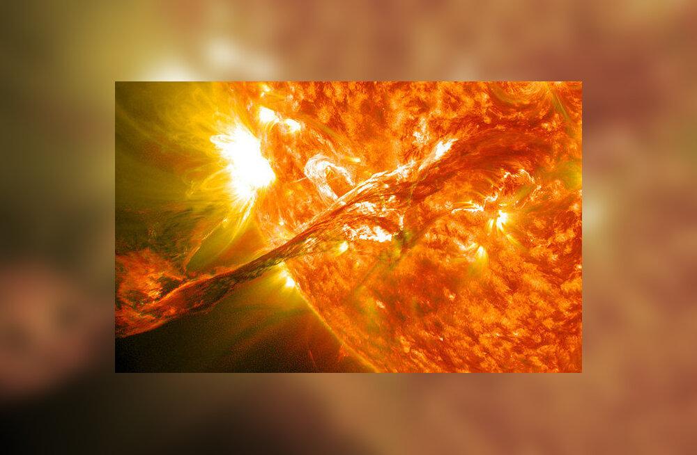 Päikeseloide. Autor/allikas: NASA